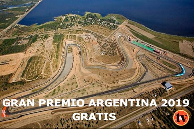 Ver Gran Premio de MotoGP Argentina 2019 Gratis