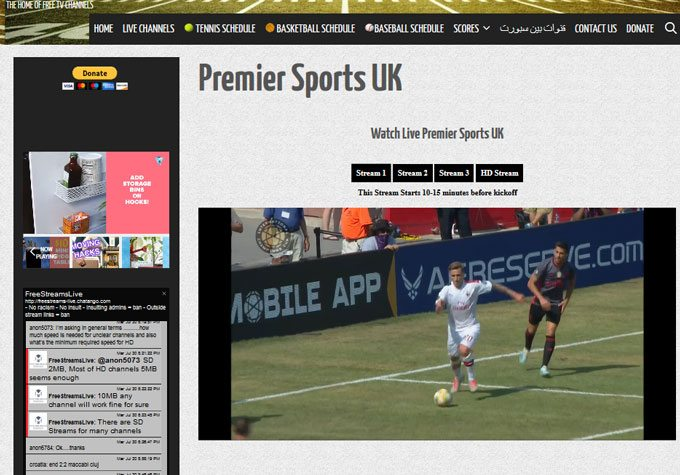 🥇 Ver Futbol Online GRATIS - Pomelo TV Liga 2019-20【 FUNCIONA】
