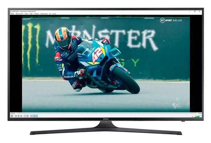 Ver MotoGP Online Gratis con listas IPTV