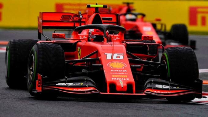 monza Ver F1 Online gratis
