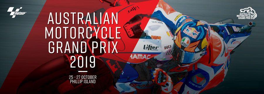 Ver MotoGP Australia Online Gratis en Directo