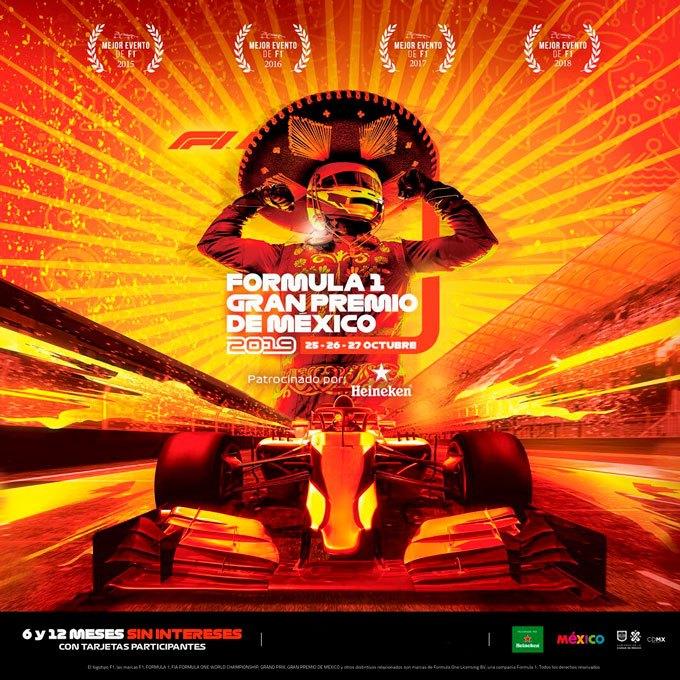 Circuito de Mexico Ver f1 gratis