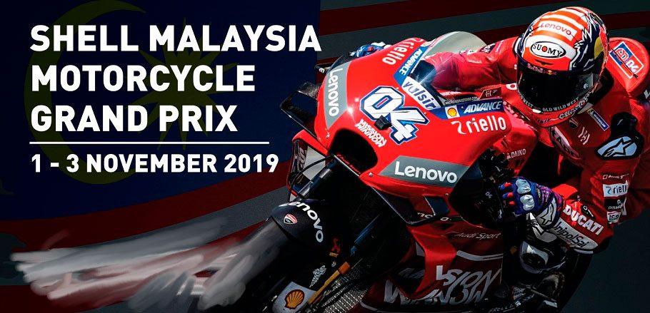 Malaysia ver MotoGP gratis