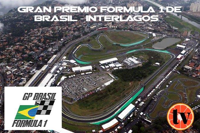 Circuito Interlagos Brasil Ver Formula 1 Gratis