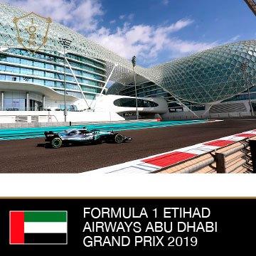 Ver Formula 1 Gratis Circuito Abu Dhabi