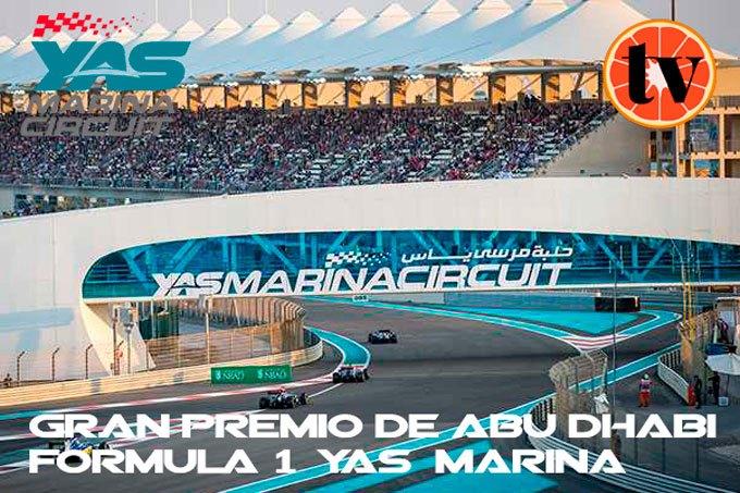 Ver Formula 1 Online Circuito Abu Dhabi