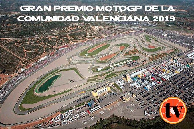 MotoGP ver Gran Premio de Valencia Gratis