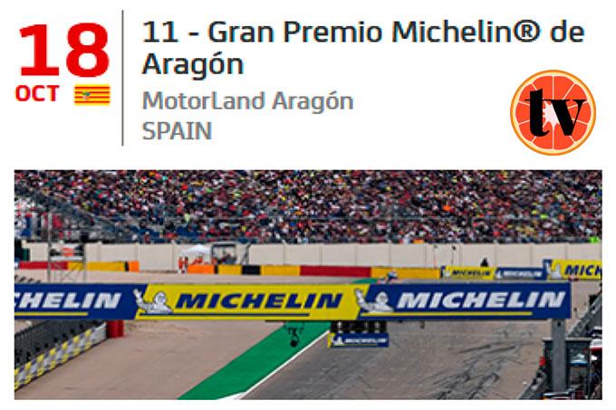 2020-MotoGP-Aragon Ver MotoGP Gratis