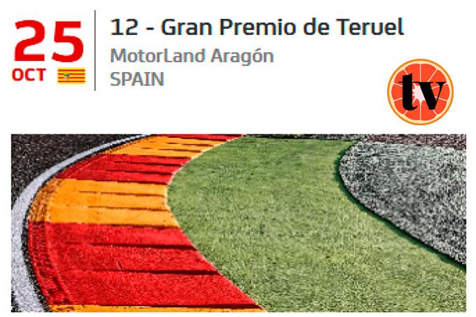 2020-MotoGP-Teruel Ver MotoGP Gratis