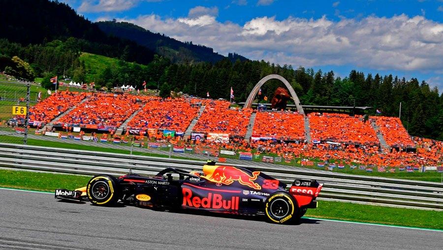 Ver F1 Gratis Austria-2020-RedBull