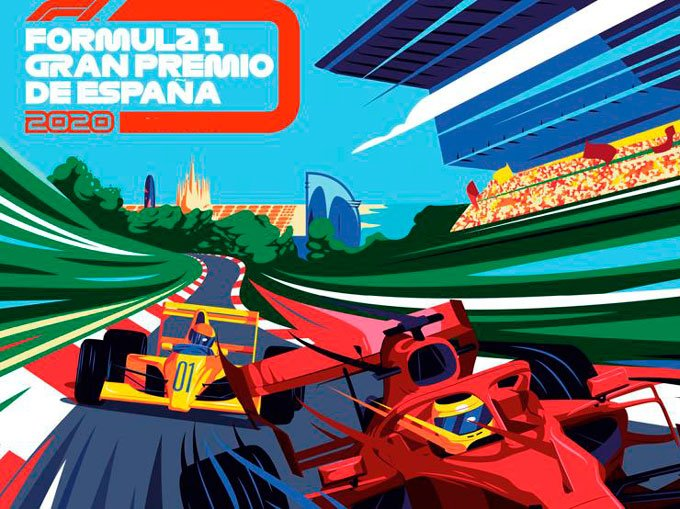 Spanish-GP-F1-Ver F1 Gratis