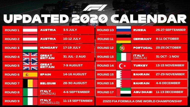 Calendario-2020-Formula-1-Ver-gratis