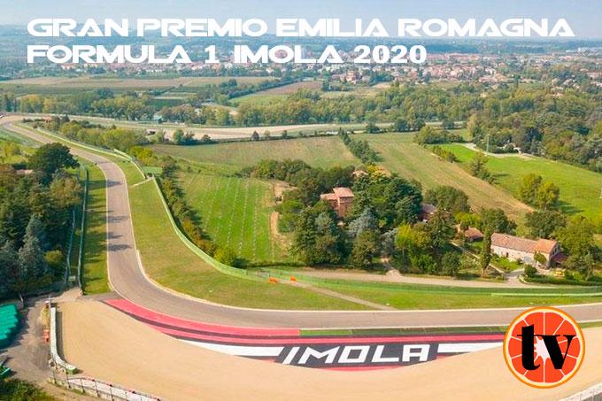 2020-Imola-F1 Ver Formula 1 en directo