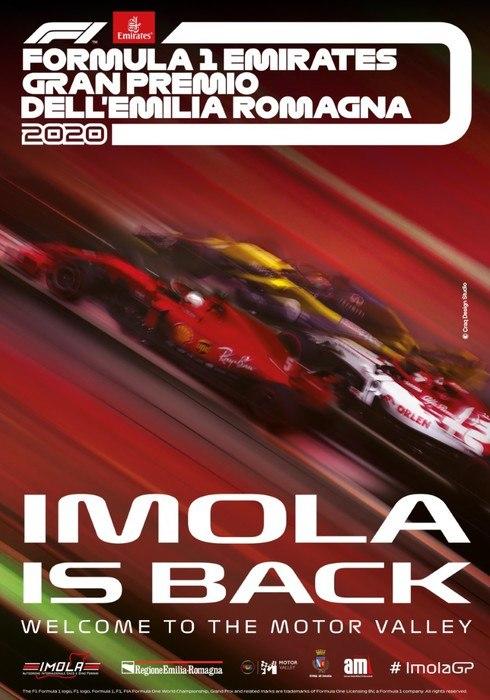 2020 Imola Ver F1 Online