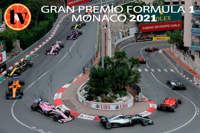 2021-Monaco Ver F1 Gratis