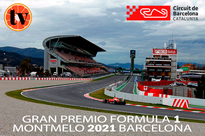 2021-España-montmelo Ver F1 Gratis