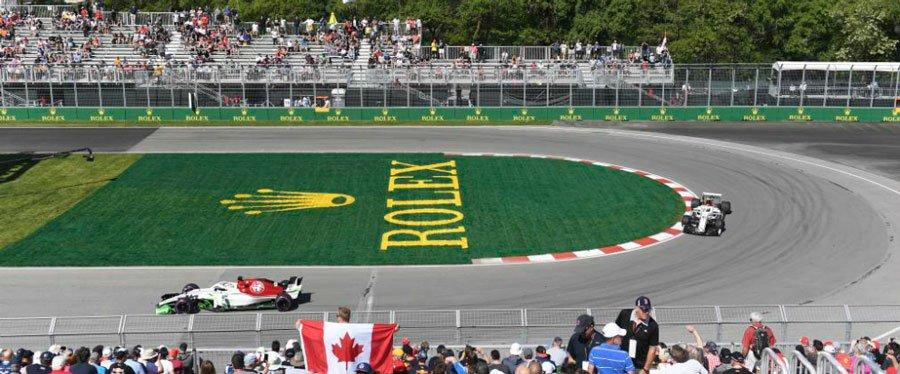 Canada Ver F1 Gratis