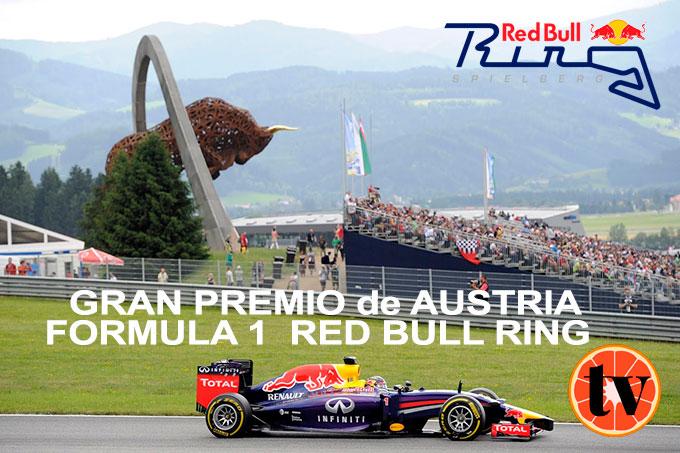 Austria Ver F1 Gratis