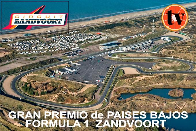 zandvoort Ver F1 Gratis